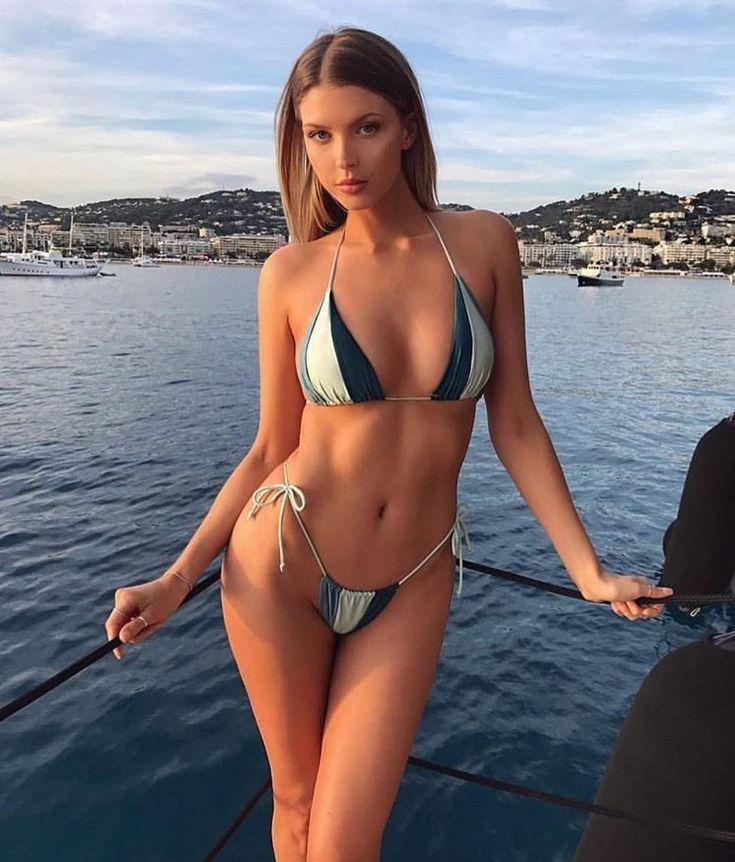 Brunette on boat fucking