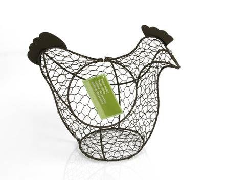 draht huhn kitchen pinterest h hner draht und d nisches bettenlager. Black Bedroom Furniture Sets. Home Design Ideas
