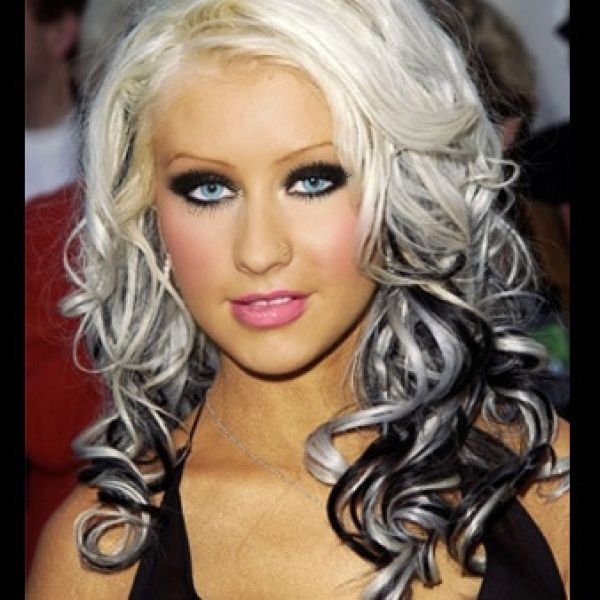 Blonde Hair with Black Highlights for Teens and Adults ...
