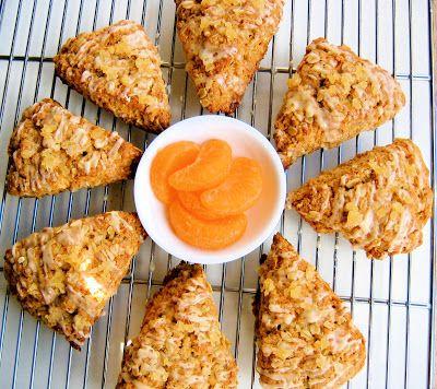 ... Bojon Gourmet: Satsuma, Ginger and Oat Scones (mandarin orange scones