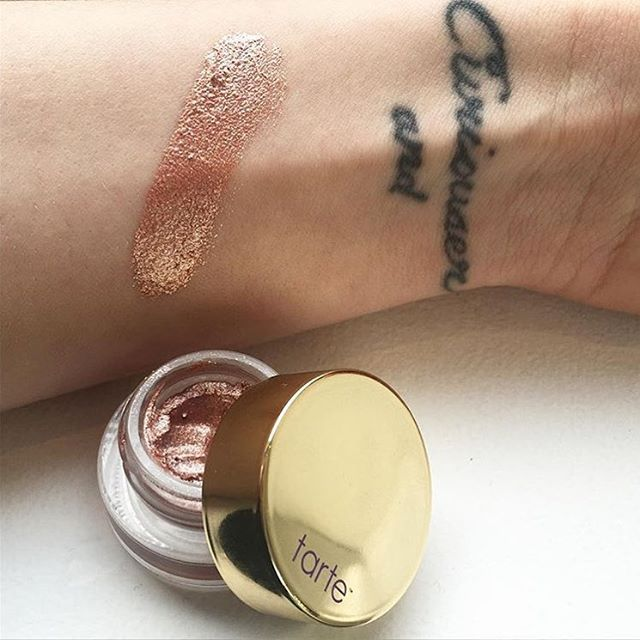 Tarte Cosmetics • SNEAK PEEK • Tarte Clay Pot in ROSE GOLD • Wowwie Wow!! Coming soon!