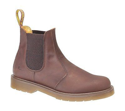 New mens gaucho mens boots #2976-59 chelsea dealer boot  #leather #slip-on dr mar,  View more on the LINK: 	http://www.zeppy.io/product/gb/2/131683272443/