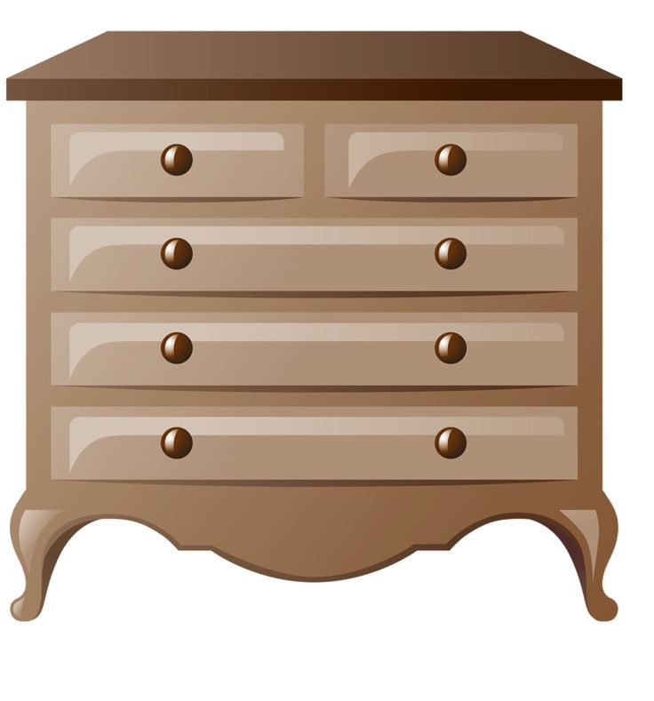 213 best Furniture clipart images on Pinterest | Clip art ...