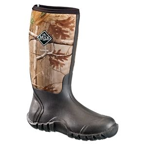 The Original Muck Boot Company Ranger Boots for Men - Realtree AP - 12 M