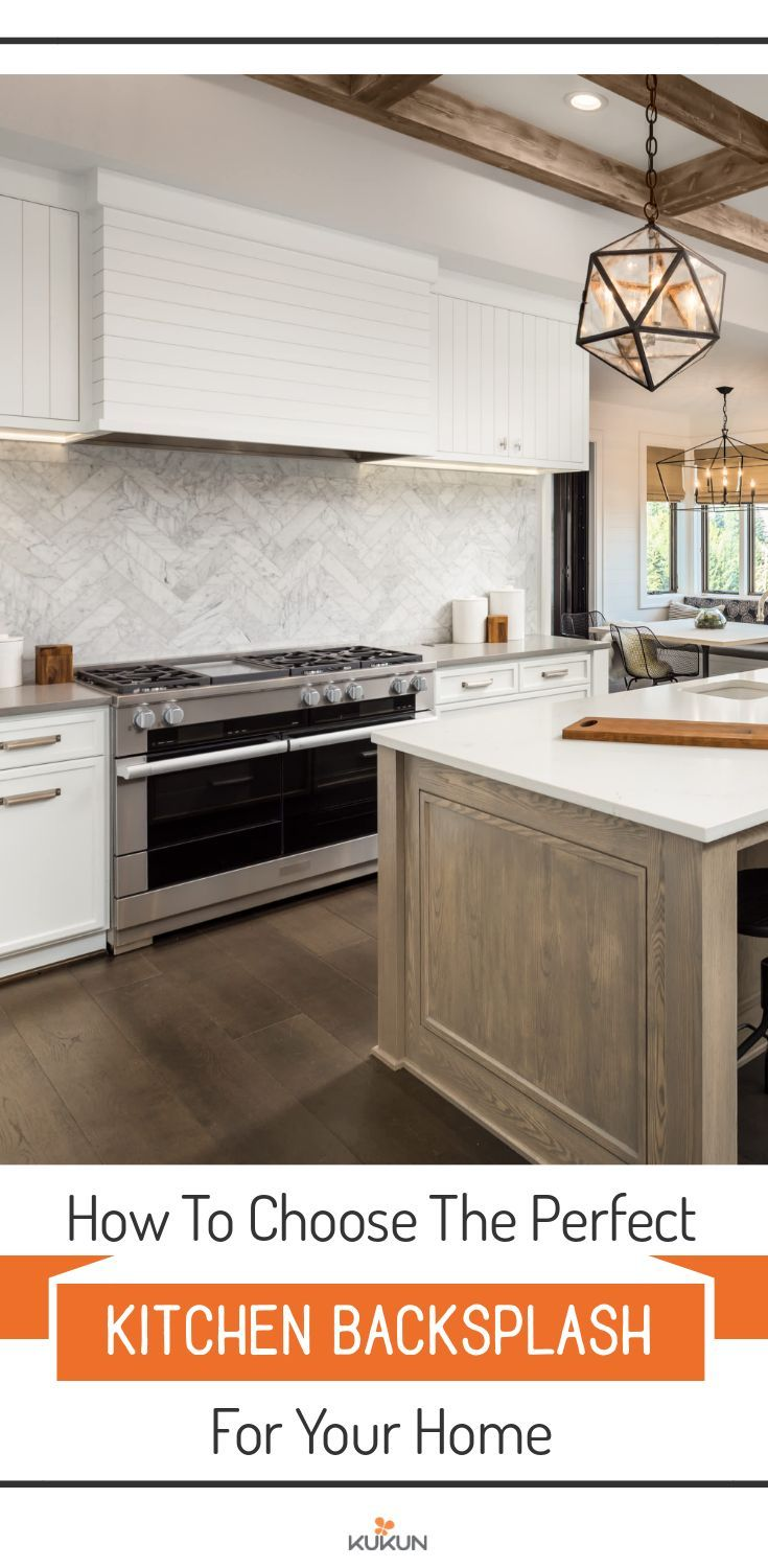 - Picking Out The Right Backsplash For Your Kitchen Can Be Hard