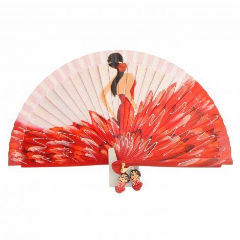 Flamenco Fan | Paula Alonso                                                                                                                                                                                 Más