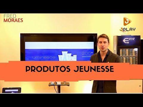 Linha de Produtos Jeunesse - Vídeo Oficial Legendado - YouTube