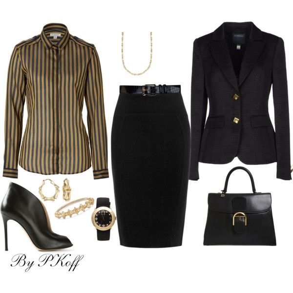 """""""Business as Usual"""" by pkoff on Polyvore"""
