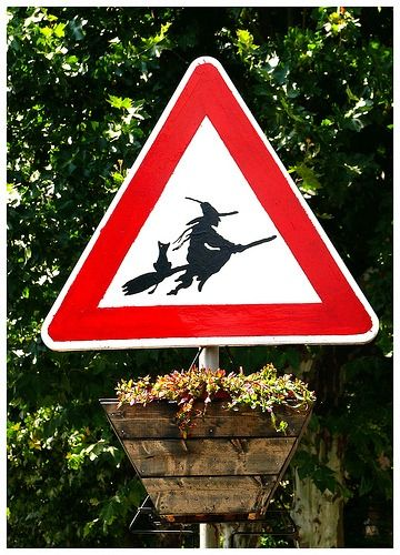 Triora, in Italy, is a sleepy little ancient hill town boasts an excellent museum of witchcraft, and to this day has a powerful association with witches. Some decedents of the original witches can still be seen in the town to this day