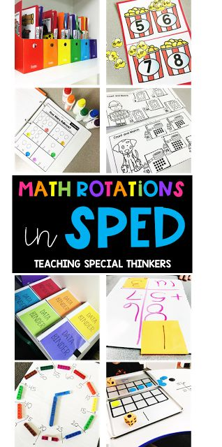 By the end of this year, after changing our math rotations around about a bazillion times, I FINALLY feel like I figured out the perfect combo of stations to help my students learn, practice, and mast
