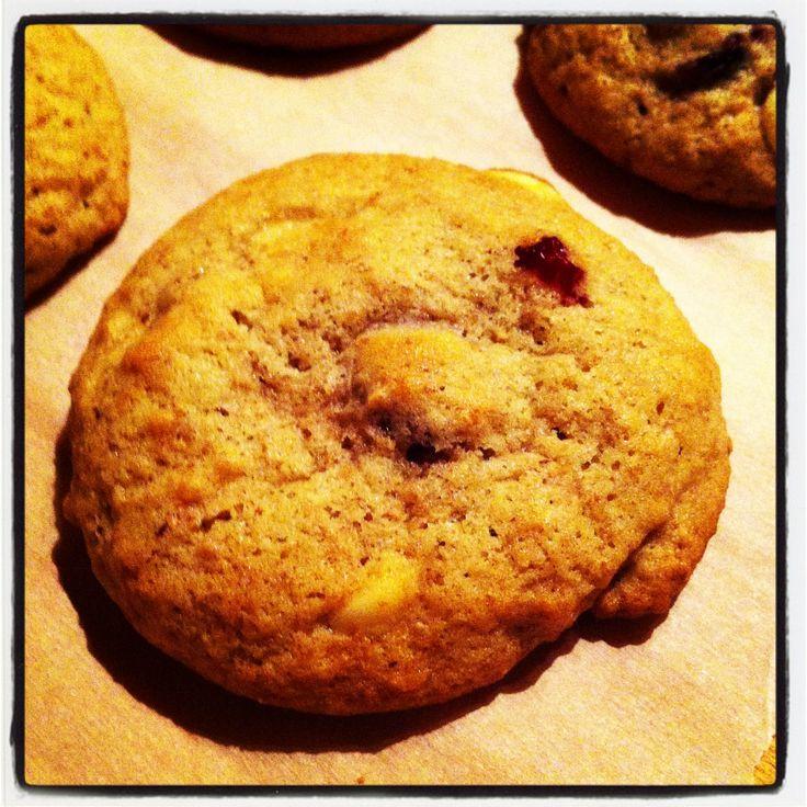 Biscuits moelleux moitié moins gras!