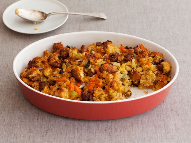 Get this all-star, easy-to-follow World's Best Cornbread Stuffing recipe from Food Network Specials.