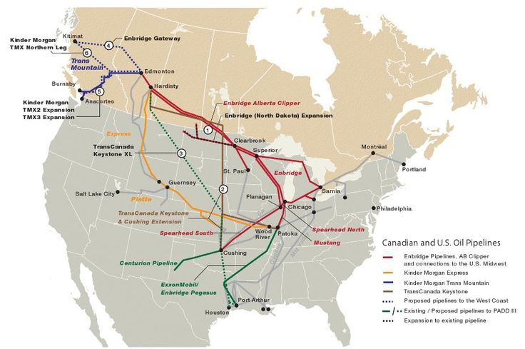 With Keystone XL in Limelight, Enbridge Plans 'Aggressive' Pipeline Push | Common Dreams