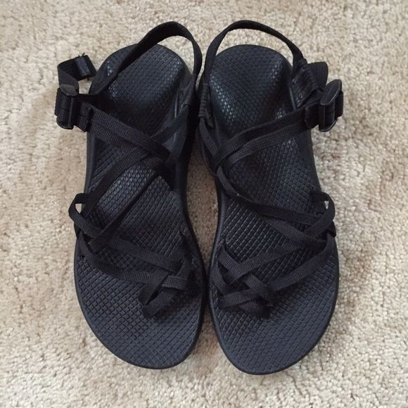 chacos super cute  worn very little!! Chacos Shoes Sandals