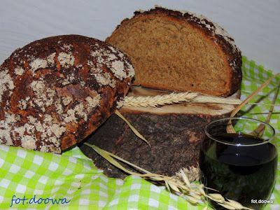 Moje Małe Czarowanie: Ruiskuorinen olutlimppu – fiński chleb świąteczny