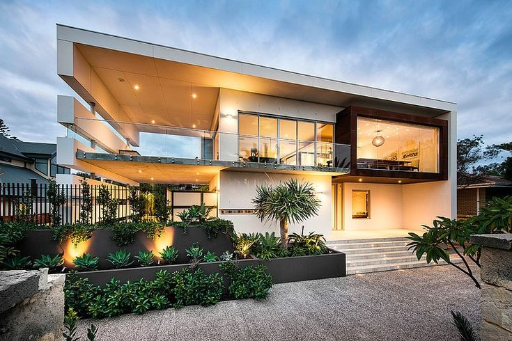 City Beach House by 4d designs