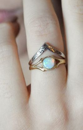 #Opal #Ring To create the perfect overall style with wonderful supporting plus size lingerie come see   https://slimmingbodyshapers.com     #slimmingbodyshapers