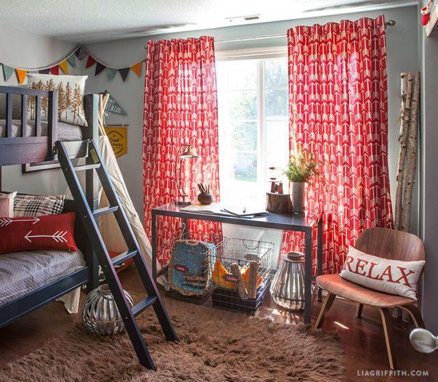 Boys Bedroom Accessories Bedroom Design Bto Hanging Bed Bedroom Blue Ombre Bedroom: 17 Best Ideas About Camping Bedroom On Pinterest