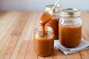 Cum preparăm acasă un sos de caramel delicios
