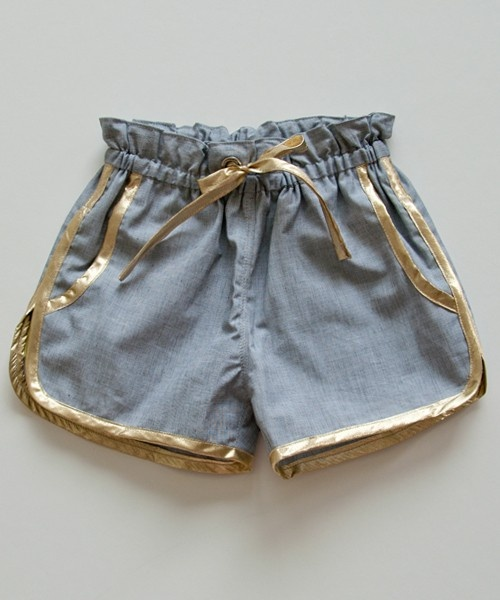 shopminikin - LM Shorts, Chambray, (http://www.shopminikin.com/lm-shorts-chambray/)