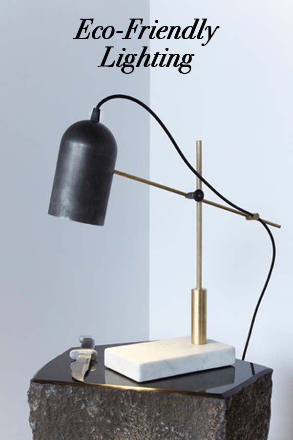Illuminate Your Eco Friendly Home With Our Inspired Selection Of Sustainable Lamps Our Eco Friend Eco Friendly House Eco Friendly Furniture Lighting