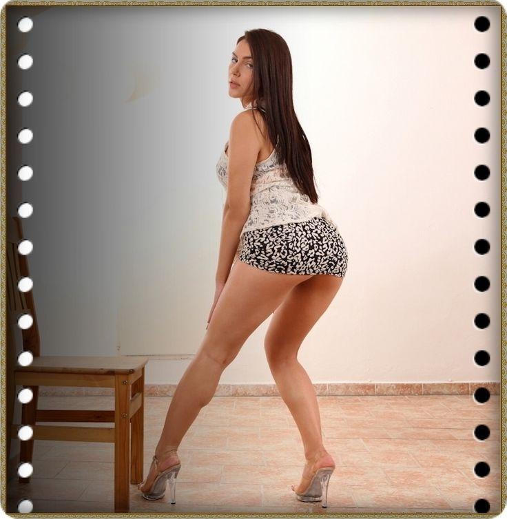 Amazing Woman Valentina Nappi Sexy Skirt She Is Naples