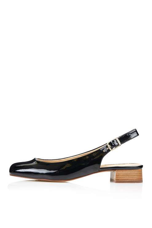 Topshop COCONUT Sling Back Shoe