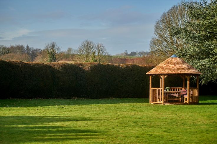 Our handcrafted Premium Gazebo