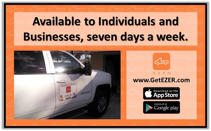 Drivers with EZER are ready to go when you need, seven days a week.    #GetEZER #OnDemand #LocalDelivery #HomeDelivery #B2C #B2B #LastMile #Distribution #eCommerce #Logistics #Fulfillment #warehouse #shipping #StockTransfer #SoCal #SouthernCalifornia #InlandEmpire #IE #MIN #MN #StPaul #EZER