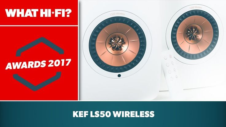 Music Systems Product of the Year - KEF LS50 Wireless
