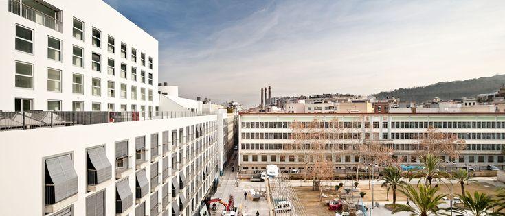 Gallery of 127 Subsidized Dwellings in Barcelona / Bru Lacomba Setoain - 8