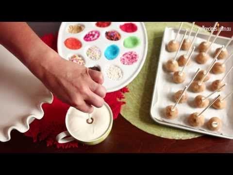 Cómo hacer cake pops paso a paso   PequeOcio