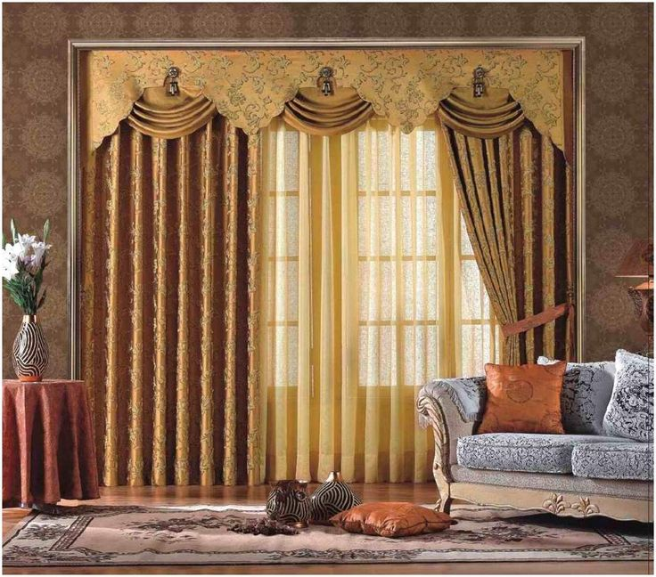Living Room Ideas Gold Curtains Decorating Ideas