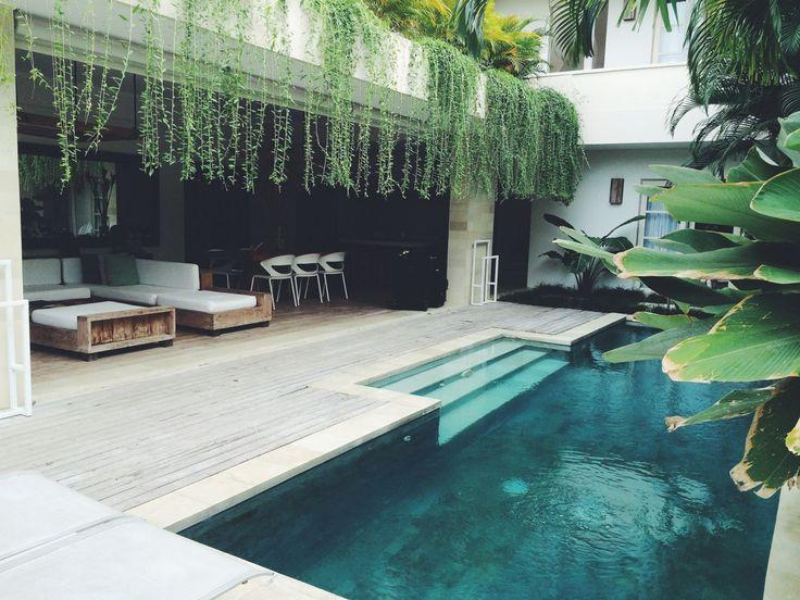 Pool design inspiration by COCOON | villa design | hotel design | bathroom design | design products for easy living | Dutch Designer Brand COCOON.