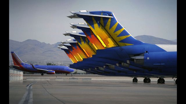 If you want to spend Christmas in the Big Apple, Allegiant Air has a deal for you!