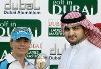 Annika Sorenstam 2007 Dubai Ladies Masters winner. #golf #dubai #uae From the UAE Golf Hall of Fame - http://www.uae-golf-online.com | Image: Credit: Getty Images.