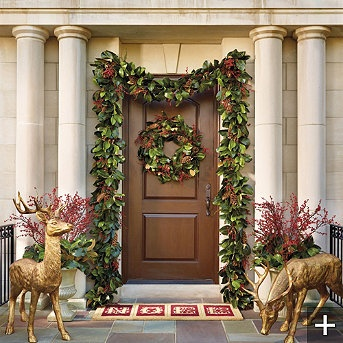 southern magnolia outdoor greenery collection from frontgate stunning