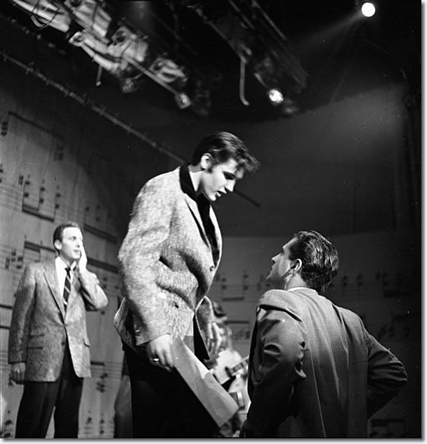 Elvis Presley: The Ed Sullivan Show : January 6, 1957 : His third and final Appearance