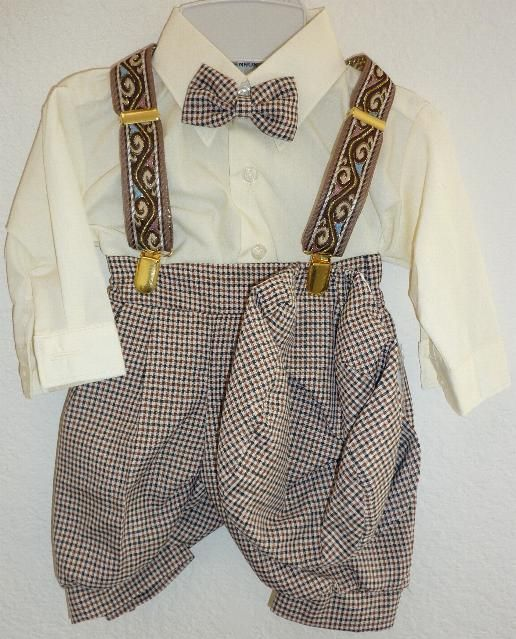 9 Best Boys Knicker Suits Images On Pinterest Baby