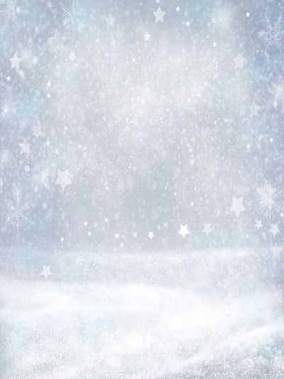 Kate Snow Scenery White Snow Photography Backdrops