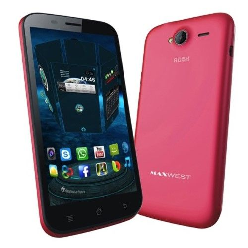 Maxwest Virtue Z5 4G 5.0' 3D Touch Unlocked GSM Android 4