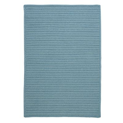 Colonial Mills H101R Simply Home Solid Area Rug, Federal Blue