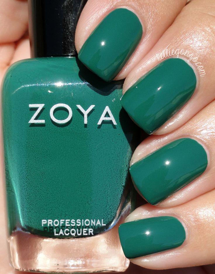 Mejores 35 imágenes de ZOYA nails en Pinterest | Colores de esmalte ...