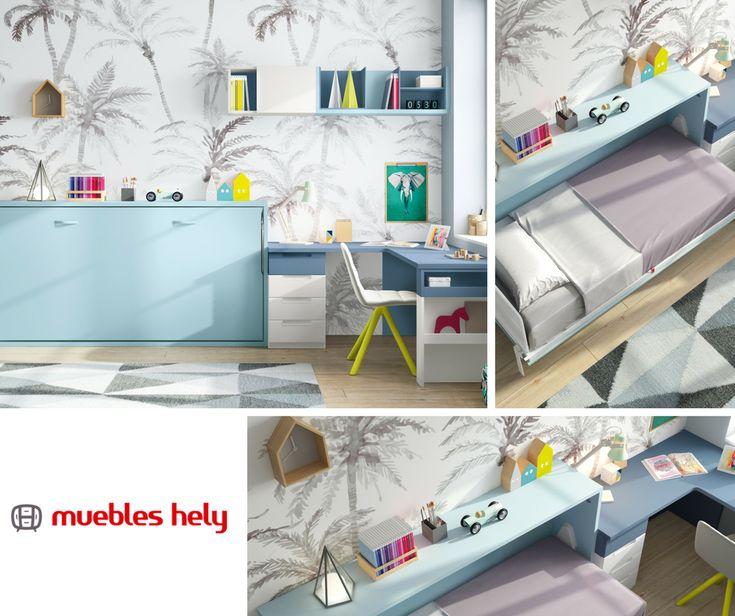 Los pequeños detalles de nuestros muebles abatibles acabarán por convencerte 👉 https://www.muebleshely.es/  #abatibles #dormitorios #muebles #diseño #habitacion #torrejondeardoz