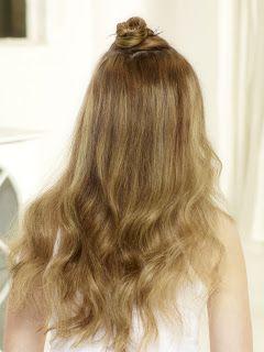 Inspiráció: nyári hajak ~ Zöldsaláta
