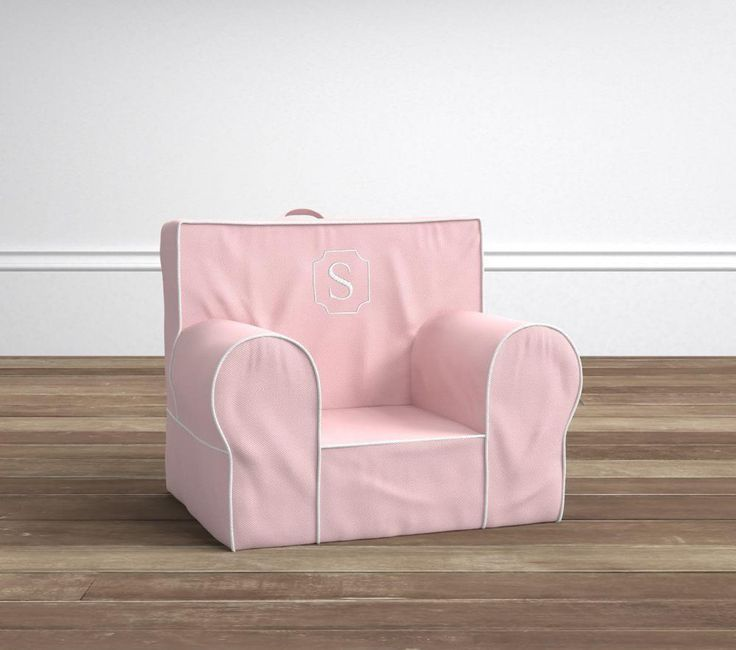 Pink Harper My First Anywhere Chair
