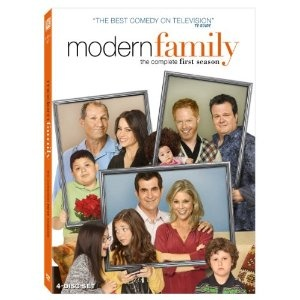 Modern Family...love this show! First season definitely better than this one tho :(