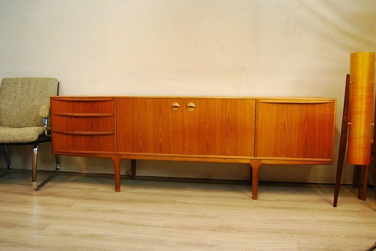 Charme scandinave meubles ric f ron picasa albums web enfilade sideb - Buffet vintage scandinave ...
