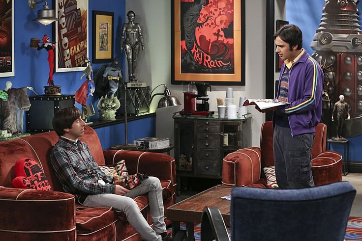 """The Big Bang Theory 9×04, """"The 2003 Approximation"""""""