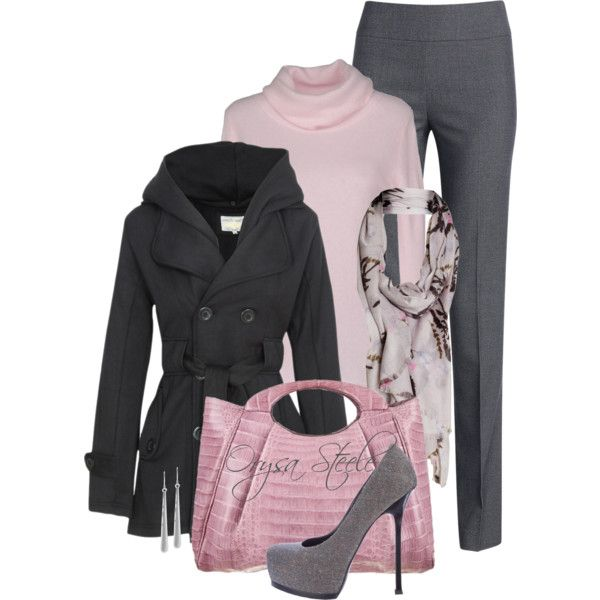Soft & Pretty, created by orysa on Polyvore